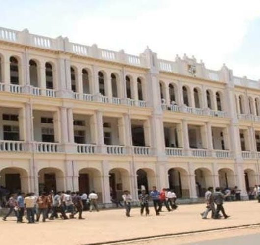 Loyola College sexual harassment case