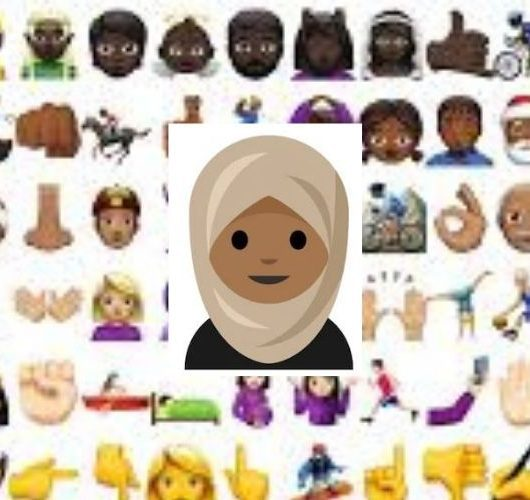 The Cooper Hewitt Acquires Hijab Emoji and Inter-Skin Tone Emoji