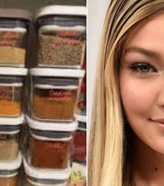 gigi hadid indian spices post a pic