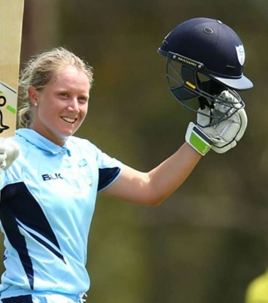 Alyssa Healy Indian Cricketers