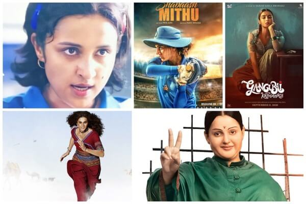 Women Centric Bollywood Movies 2021