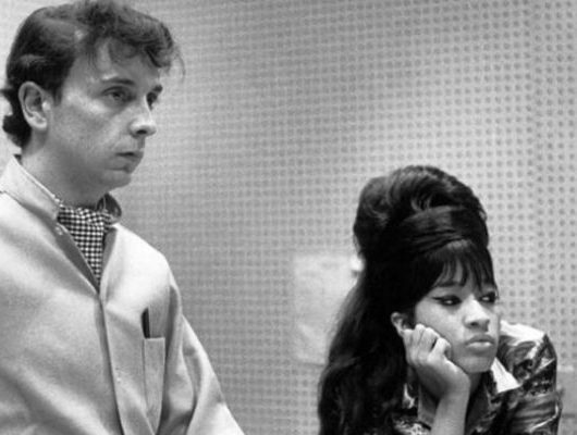Ronnie Spector Phil Spector Death
