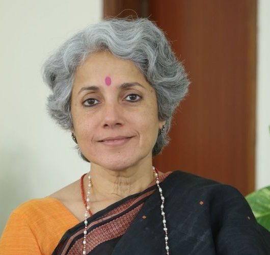 who is Dr. Soumya Swaminathan