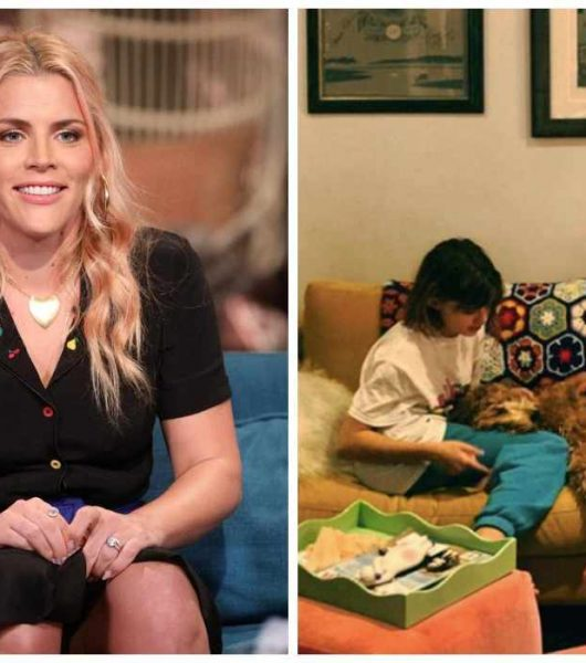 Busy Philipps Children
