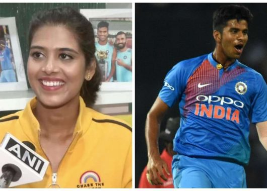will-spend-quality-time-when-he-returns:-washington-sundar's-sister-shailaja-after-india's-test-win