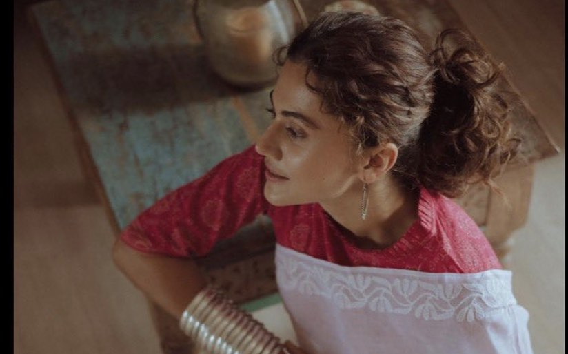 Taapsee Pannu turns producer, Taapsee Pannu Joins Mishan Impossible, aapsee Pannu Instagram Post