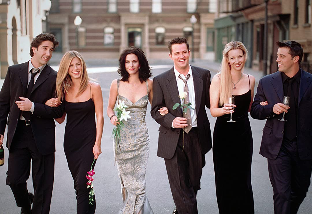 Friends Reunion Special Episode Begins Shooting, Glimpses Of Set Becomes  Viral
