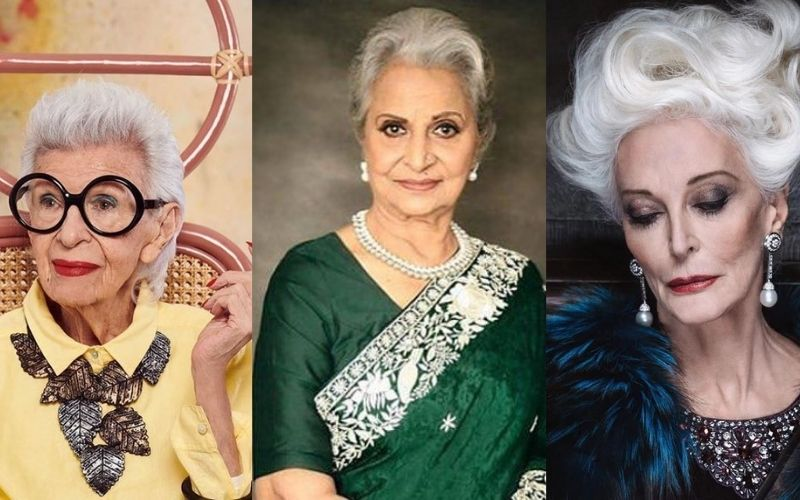 women over 70 years of age