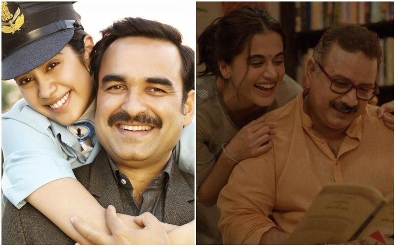 Unconventional fathers Bollywood films