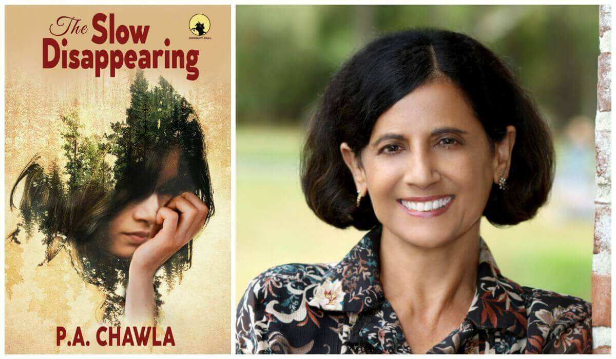 The Slow Disappearingby Poonam Chawla