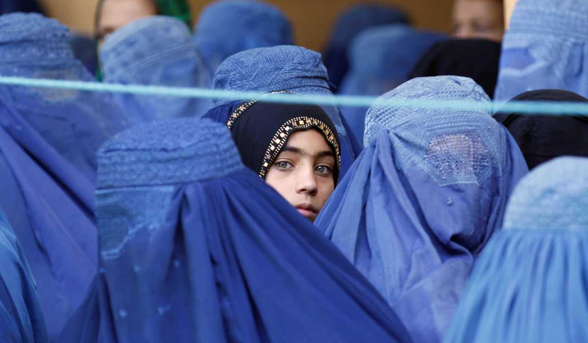 taliban bans for women, taliban on hijab afghan women married at kabul airport ,who is saira saleem, Taliban On Divorcee Women ,women in afghanistan, Afghan woman blinded by Taliban ,Women Rights Under Taliban, Afghan women and male violence